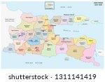 jawa timur  east java... | Shutterstock .eps vector #1311141419