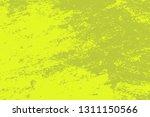 distressed spray green grainy...   Shutterstock .eps vector #1311150566