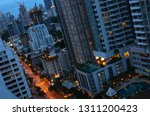 impressive aerial view of... | Shutterstock . vector #1311200423