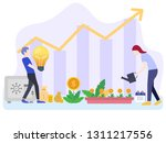 investment vector illustration...