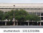 austin  tx   oct 14  the lbj... | Shutterstock . vector #1311231086