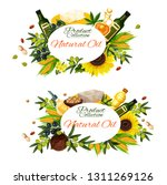 natural cooking oils of... | Shutterstock .eps vector #1311269126