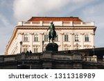 vienna  austria   february 18 ... | Shutterstock . vector #1311318989