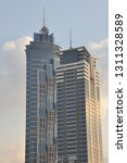 dubai  uae   feb 3  view of... | Shutterstock . vector #1311328589