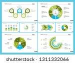 creative business infographic... | Shutterstock .eps vector #1311332066
