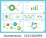 set of workflow and strategy... | Shutterstock .eps vector #1311332090