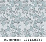 seamless pattern.repeteable... | Shutterstock .eps vector #1311336866