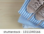 children s snickers and stack... | Shutterstock . vector #1311340166