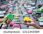 left hands of men who were...   Shutterstock . vector #1311343589