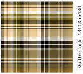 seamless tartan plaid. scottish ... | Shutterstock .eps vector #1311355430