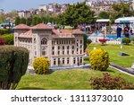 turkey istanbul april 18  2018  ... | Shutterstock . vector #1311373010
