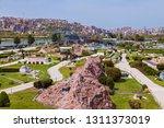 turkey istanbul april 18  2018  ... | Shutterstock . vector #1311373019