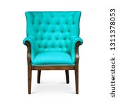 Upholstered Wingback Accent...