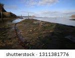 texture photo of an ancient...   Shutterstock . vector #1311381776