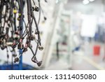 wiring harnesses  automobile... | Shutterstock . vector #1311405080
