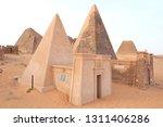 meroe sudan   january 7  2019 ... | Shutterstock . vector #1311406286