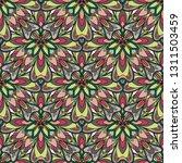striped seamless pattern.... | Shutterstock .eps vector #1311503459