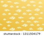 asian design cloud background | Shutterstock .eps vector #1311504179