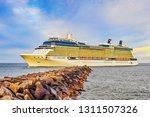 klaipeda lithuania june 09 2015 ... | Shutterstock . vector #1311507326