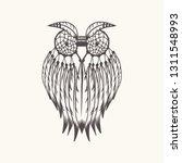 Dreamcatcher Owl Vector...