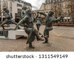 luxembourg  luxembourg january... | Shutterstock . vector #1311549149
