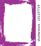 Purple Vector Painted Frame...