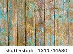 obsolete vintage rustic shabby... | Shutterstock . vector #1311714680