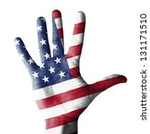 Open Hand Raised  Multi Purpos...