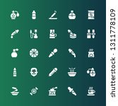 aroma icon set. collection of... | Shutterstock .eps vector #1311778109