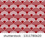abstract geometric pattern. a... | Shutterstock . vector #1311780620