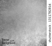 vector grunge texture background | Shutterstock .eps vector #1311782816