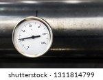 pressure gauge for measuring... | Shutterstock . vector #1311814799