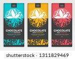 colorful packaging design of... | Shutterstock .eps vector #1311829469