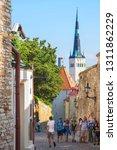 tallinn  estonia  07 27 2010 ... | Shutterstock . vector #1311862229