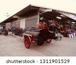 roadside miscellaneous shop.... | Shutterstock . vector #1311901529