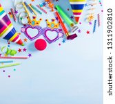 concept birthday party | Shutterstock . vector #1311902810