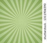 rays background in st. patrick...   Shutterstock .eps vector #1311906590
