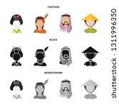 vector illustration of imitator ... | Shutterstock .eps vector #1311996350