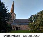 epperstone  england   september ... | Shutterstock . vector #1312068050