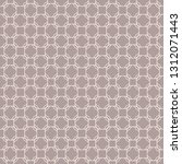 bstract vector paper with... | Shutterstock .eps vector #1312071443