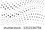halftone gradient pattern.... | Shutterstock .eps vector #1312136756
