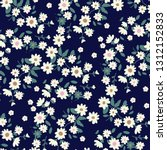 fashionable pattern in small... | Shutterstock .eps vector #1312152833