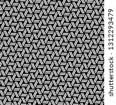 strokes pattern. linear... | Shutterstock .eps vector #1312293479
