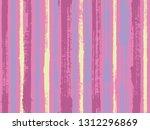 watercolor strips seamless... | Shutterstock .eps vector #1312296869