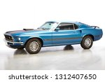 1969 Ford Mustang Mach 1 428...