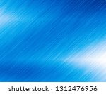 metal blue background or... | Shutterstock . vector #1312476956