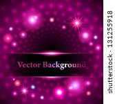 Disco Background With Place Fo...