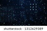 3d render abstract background...   Shutterstock . vector #1312629389