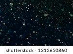 abstract christmas light... | Shutterstock . vector #1312650860