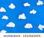 children's art project made... | Shutterstock . vector #1312662653